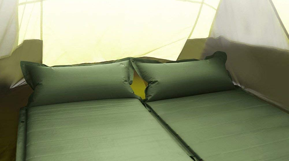 Camping Luftmatratze zum Zelten