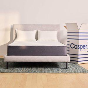 CASPER Matratze kaufen und 100 Tage Probeschlafen