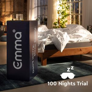 Emma Matratze kaufen und 100 Tage Probeschlafen