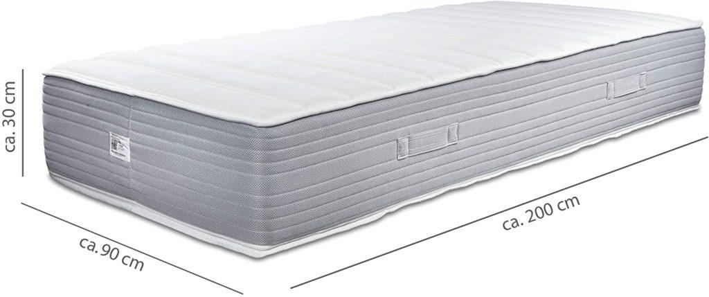 Wie hoch ist eine gute Matratze?
