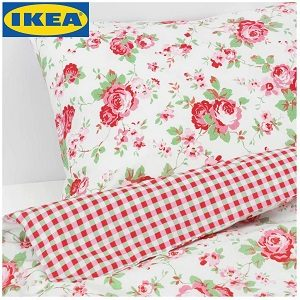 Bettwäsche IKEA