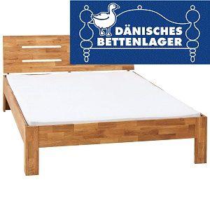 Dänisches Bettenlager Holzbett
