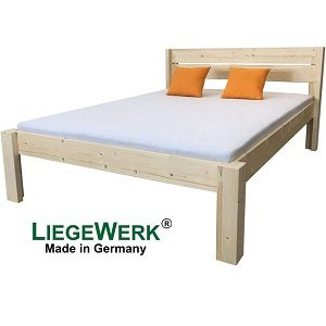 Liegewerk Holzbetten